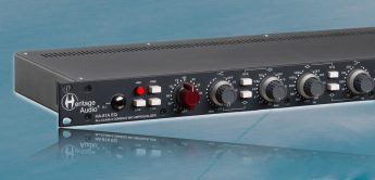 Test: Heritage Audio HA-81A Elite, Channelstrip