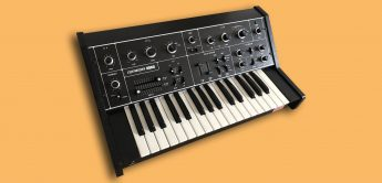 Blue Box: Korg 770 Analogsynthesizer (1976)