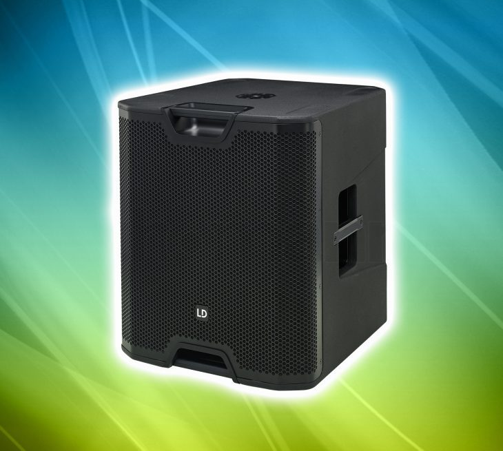 Test: LD Systems ICOA SUB 15 A aktiver Subwoofer