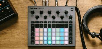 Novation Circuit Rhythm, Sample-Groovebox