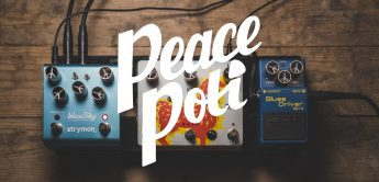 Startup PeacePoti – Add-On für Gitarrenpedale