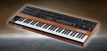TEST: Sequential Prophet-10 (2020) Prophet-5 REV4, Synthesizer