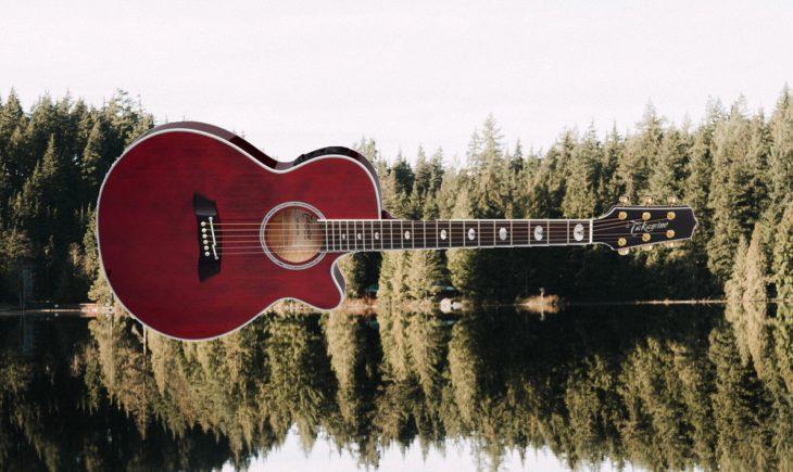 Test der Takamine TSP158C-STR Thinline Akustikgitarre