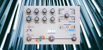 Test: Hologram Electronics Microcosm Effekt/Looperpedal