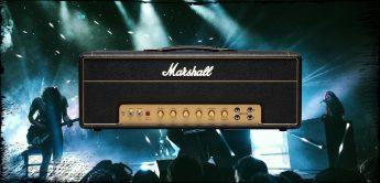 Test: Marshall 1987X, Gitarren Topteil