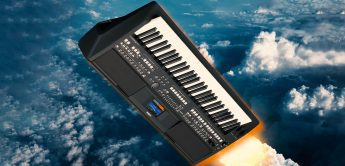 Test: Yamaha PSR-SX600, Arranger Workstation