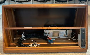 5U Modular Cabinet (Moog Unit) + Power Unit + Power Connections + Power Interface