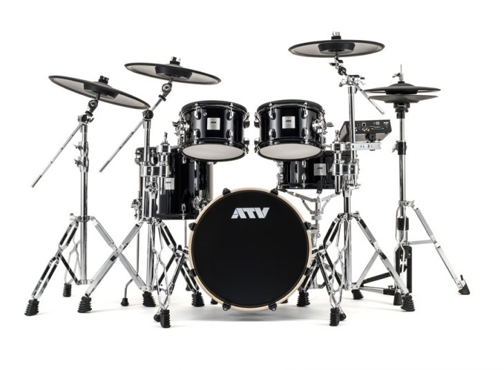 ATV aDrums Artist Expanded test