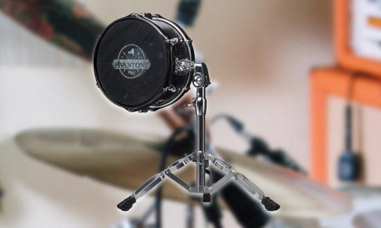 Test: Avantone Pro Kick, Kickdrum-Mikrofon