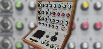 NAMM 2021: Behringer zeigt Prototyp eines EMS VCS 3-Klons