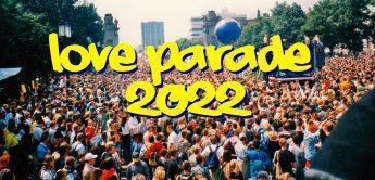 Loveparade reloaded – 2022 geht`s weiter