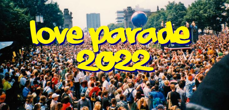 Rave The Planet - Loveparade 2022