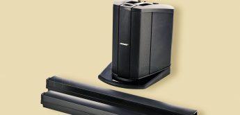 Bose L1 compact: Ich bereue den Kauf nicht