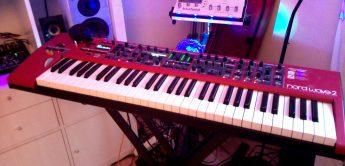 Meine Erfahrung mit Nord Wave 2 & Roland V-Piano