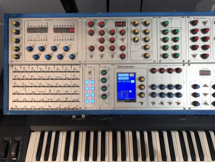 Hardware-Controller für Yamaha FS1R