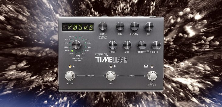 Test Strymon Timeline