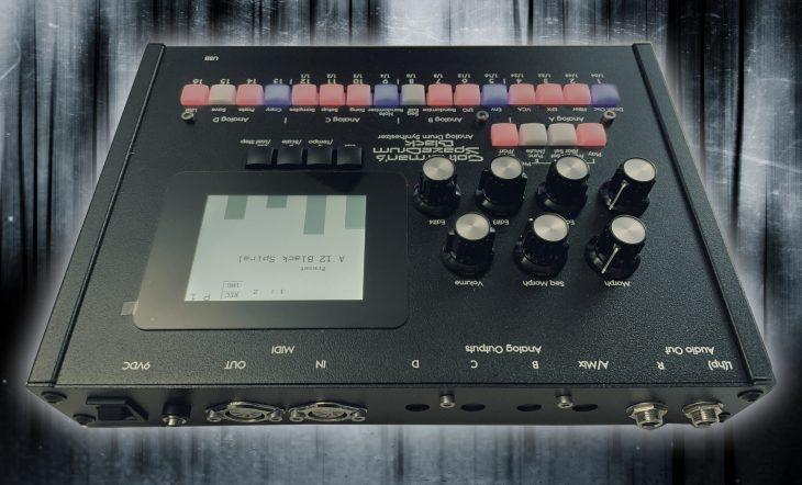 Gotharman SpazeDrum Drum-Synthesizer