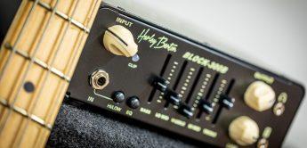 Harley Benton Block-300B Bassverstärker