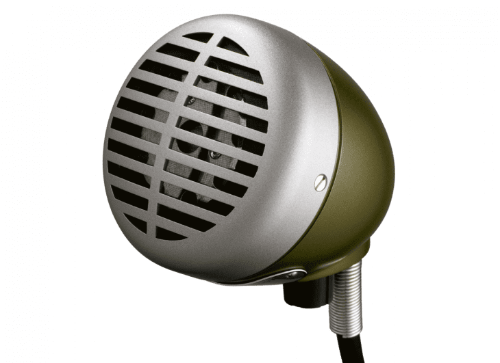 Instrumente-mikrofonieren-Shure 520 DX Mikrofon