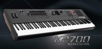 NAMM 2021: Kurzweil K2700, Multiengine-Workstation