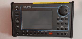 Ketron SD-40: Arrangerkeyboard ohne Tasten und Media Player