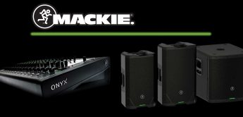 Alles über Mackie: Mischpulte, PA-Lautsprecher, Studiomonitore und mehr