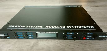 Test: Marion Systems MSR-2 und Prosynth Synthesizer