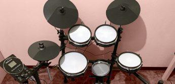 Test: Millenium MPS-450, E-Drumset