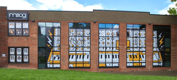moog mural contest