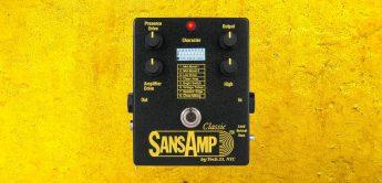 NAMM 2021: Tech 21 Sansamp Classic Reissue