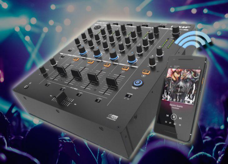 Reloop RMX-44BT DJ-Mixer