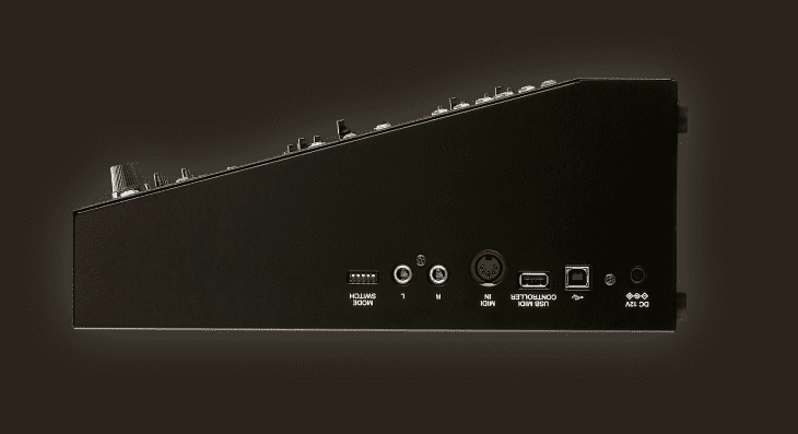 Korg ARP 2600 M, semi-modularer Synthesizer