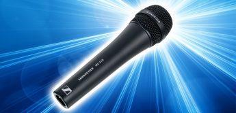 Test: Sennheiser MD 445 Gesangsmikrofon