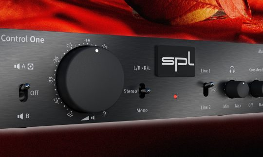 Test: SPL Control One, Monitorcontroller