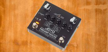 Test: Joyo Preamp House R-15, Effektgerät für E-Gitarre