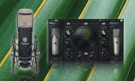 Test: Townsend Labs Sphere L22 V1.5, Microphone Modeling System