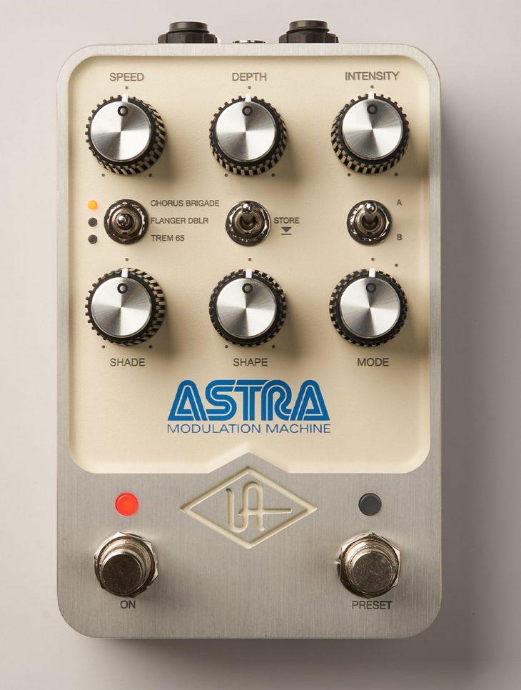 uad astra modulation