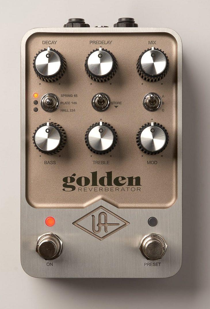 uad golden reveberator