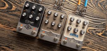 universal audio uafx pedal