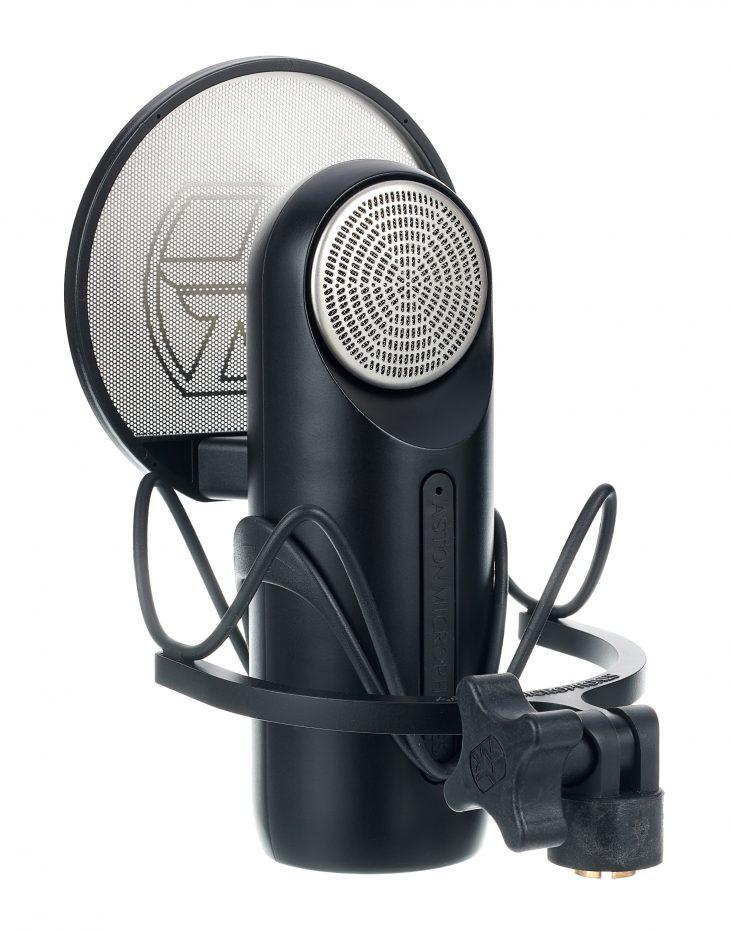 aston microphones element test