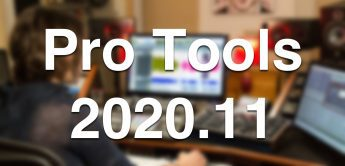 Test: Avid Pro Tools 2020.11 Ultimate, Digital Audio Workstation