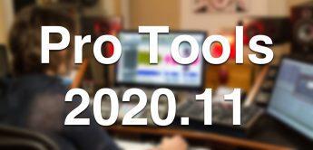 Test: Avid Pro Tools 2020.11 Ultimate, Digital Audio Workstation