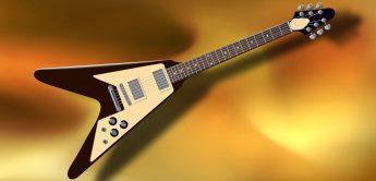 Alle E-Gitarren Typen und E-Gitarren-Formen
