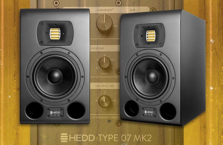 hedd type 07 mk2 test
