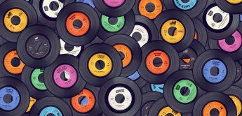 Internet Archive bietet über 300.000 Schallplatten zum Download an