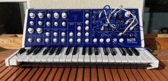 Diskussion: Farbabstimmung bei Synthesizern; Beispiel KORG MS-20 FS