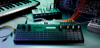 Test: Korg SQ-64, polyphoner Step-Sequencer