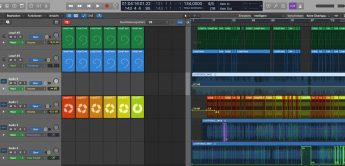 Workshop: Wie bedient man Live Loops in Logic Pro X