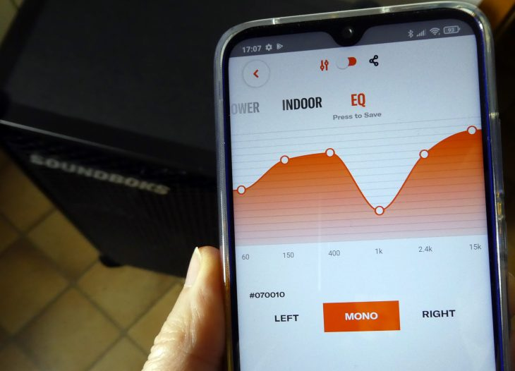 Test: New Soundboks App-Update