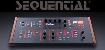 Sequential kündigt Prophet 12 Desktop-Synthesizer ab